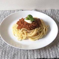Spaghete bolognese Paste, Bolognese, Ethnic Recipes, Food, Essen, Meals, Yemek, Eten
