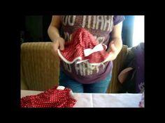 Chapéu para bebê passo a passo - YouTube