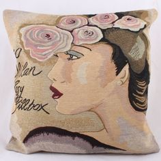 Povlak na polštář 44 x 44 cm Disney Characters, Fictional Characters, Aurora Sleeping Beauty, Throw Pillows, Disney Princess, Art, Art Background, Toss Pillows, Cushions