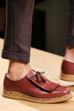 Salvatore Ferragamo | Spring 2015 Menswear Collection | Style.com