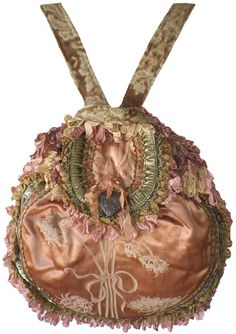 Magnolia Pearl: Tapestry backpack