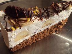 Beste Kuchen: Rezept! Banana Split Torte