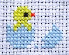 Best Crochet Stitches Popcorn Knitting P - Diy Crafts - DIY & Crafts Tiny Cross Stitch, Cross Stitch Cards, Beaded Cross Stitch, Crochet Cross, Cross Stitch Designs, Cross Stitching, Cross Stitch Embroidery, Cross Stitch Patterns, Marianne Design