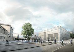 Kunsthaus addition 2020