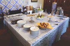 Relais I Castagnoni - buffet colazione