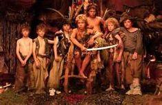*PETER & THE LOST BOYS ~ Peter Pan, 1953