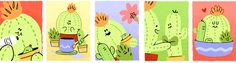 Mothers Day 2017 Google doodle celebrates all moms  even cactus moms