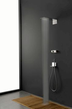 25 Best Modern Bathroom Shower Design Ideas It makes us feel like we are out on a trip or like that. Checkout our latest collection of 21 Best Modern Bathroom Shower Design Ideas and g Modern Bathroom Design, Bathroom Interior Design, Modern House Design, Modern Interior, Bath Design, Modern Furniture, Modern Bathrooms, Small Bathrooms, Dream Bathrooms