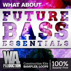 Future Bass Essentials MULTiFORMAT DiSCOVER | March 14 2016 | 1.24 GB ACiD WAV MiDi SPiRE SYLENTH1 MASSiVE FL STUDiO PROJECT & TUTORiAL 'Future Bass