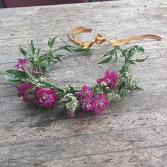 pretty flower crown made with flowers that will hold up in hot weather. #atlantaflorist #atlantawedding #flowercrowns Flower Bar, Flower Crown, Diy Workshop, Cake Flowers, Atlanta Wedding, Flower Delivery, Pretty Flowers, Floral Wreath, Reception