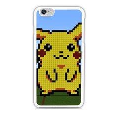 Pikachu Minecraft iPhone 6 Case