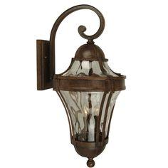 Found it at Wayfair - Parish 1 Light Outdoor Wall Lantern