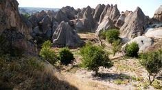 Spirituel rejse til eventyrlandskabet i Cappadocia   12. - 21. oktober 2013. Tag med på en indre og ydre rejse - hvor der bliver taget hånd om det der sker i dig.