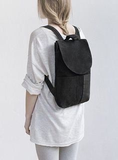Mum & Co BACKPACK II BLACK