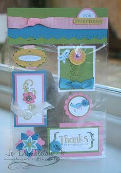 Stampin 'n Stuff: Card Candy