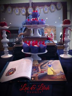 Snow White Party by Luc & Lilah Events!