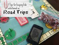 Tips and Ticks for Road Trips with Kids! Kids Travel Ideas!