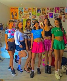 Indie Outfits, Retro Outfits, Cute Casual Outfits, Stylish Outfits, Aesthetic Indie, Aesthetic Clothes, Indie Fashion, Teen Fashion, Mode Indie