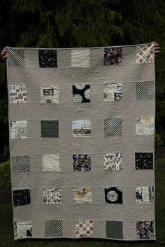 Zakka Block Quilt | Flickr - Photo Sharing!
