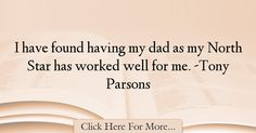 Tony Parsons Quotes About Dad - 12674
