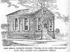 Sartori to Sacred Heart: Early Catholic Trenton, Trenton City Museum, Through October 12
