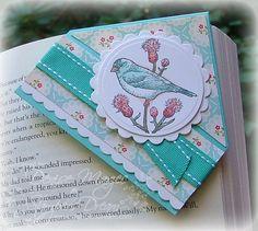 Bird Bookmark _pb
