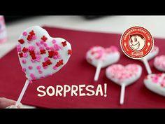 ♥ Cake Pops Sorpresa! ♥ San Valentín - 14 de Febrero - El Guzii (+lista ...