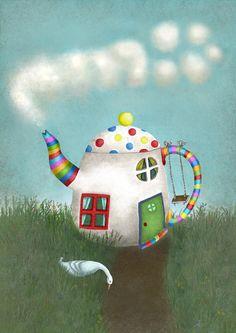 Teapot House-