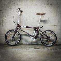 Ahooga (e)Bike - Imperial Purple