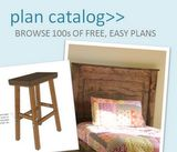 Free and Easy DIY Furniture Plans for just about anything you can think of