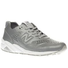 New Balance Silver Nb Mrt580 Mens Trainers Mens Trainers 7a9b62ffd
