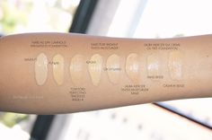 Foundation Rotation for Spring | The Beauty Look Book