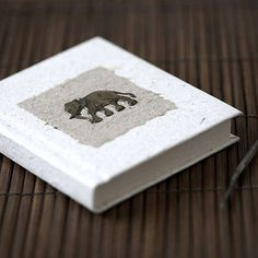 Handcrafted Elephant Dung Notebooks by Paper High, the perfect gift for Explore more unique gifts in our curated marketplace. Cool Christmas Trees, Christmas Tree Decorations, Plain Notebook, Unique Gifts, Great Gifts, Pillow Box, Handmade Pillows, Fair Trade, Cover Design