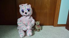 Crochet Teddy Bear Patterns  Favorite Crochet Teddy Bear Pattern - Crochet a Bear