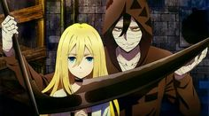 Angels of Death (Satsuriku no Tenshi) - Best anime list Moe Manga, Manga Anime, Anime Art, Anime Angel, Angel Of Death, Best Anime List, Couple Manga, Animé Fan Art, Anime Gifs
