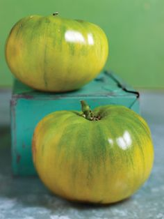 Green Giant Tomatoes  'Green Giant' is a beefsteak variety introduced into the United States from Germany in 2004.
