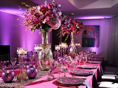 Adult Birthday Party: Sophisticated and Elegant Dinner Party Celebration, Part 3 - The Celebration Society