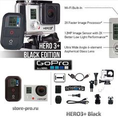 FOR SALE GoPRO HERO3 / BLACK EDITION Accessories / Mounts Included In Perfect Condition / Barely Used ONLY SERIOUS BUYERS CONTACT ME FOR PRICING #goprohero3 #goprohero #goproblackedition #gopro3 #christmas2015