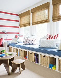 Samantha Pynn design possible for sunroom Playrooms For Pre-Schoolers: Adorable Interiors for Kids | Sarah Sarna | A Lifestyle Blog