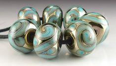 Copper Green and Triton | Flickr - Photo Sharing! Beadabundant
