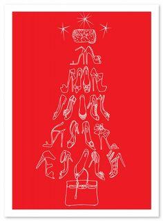Merry Christmas (Shoe Tree!)