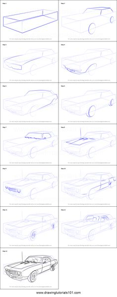 How to Draw a Ferrari Enzo printable step by step drawing sheet : The post How to Draw a Ferrari Enzo printable step by step drawing sheet : DrawingTutoria appeared first on ferrari. Drawing Sheet, Drawing Tips, Drawing Sketches, Drawing Drawing, Basics Of Drawing, Drawing Ideas, Sketching, Fast Drawing, Car Design Sketch