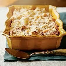 Low fat way to satisfy your sweet tooth! Bread Pudding