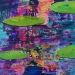 (c) Patt Scrivener - Morning Reflections Reflection, Nature, Painting, Art, Art Background, Naturaleza, Painting Art, Kunst, Paintings