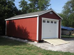 Portable metal garages, often made of steel, are a good choice for buyers who want a durable, resistant structure. These workshops can have a line or flat ...