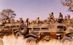 Army Day, Defence Force, Long Time Ago, Cry, South Africa, Weapons, Monster Trucks, African, Military