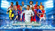 Tickets Available online for UEFA Champions League Quarter Finals 2015.  www.footy-legend.com  Atletico Madrid v Real Madrid (Home & Away) FC Barcelona v PSG (Home & Away)