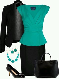great outfit for an interview stylish yet very professional try
