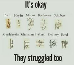 18 Things That Are Only Funny To Musicians - Classical Music ❤ - Humor Meme Comics, 9gag Funny, Hilarious, Piano Lessons, Music Lessons, Memes Humor, Funny Humor, Music Jokes, Funny Music
