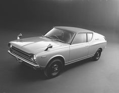 How about that Nissan Cherry Coupe? ;) Can you guess the year? #TBT